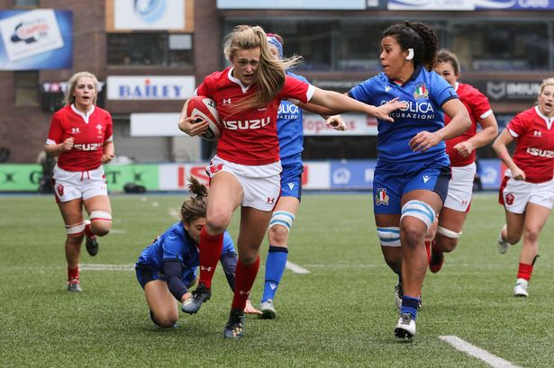 Wales women autumn squad named
