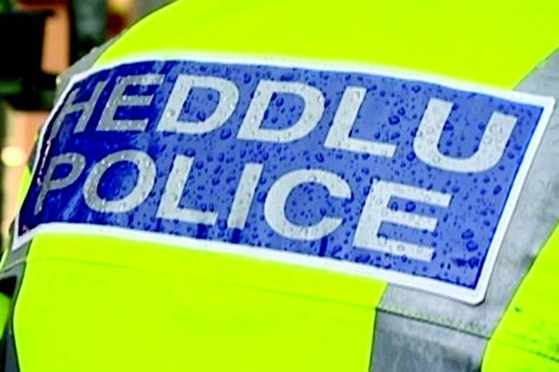Officers investigating assault in Bargoed