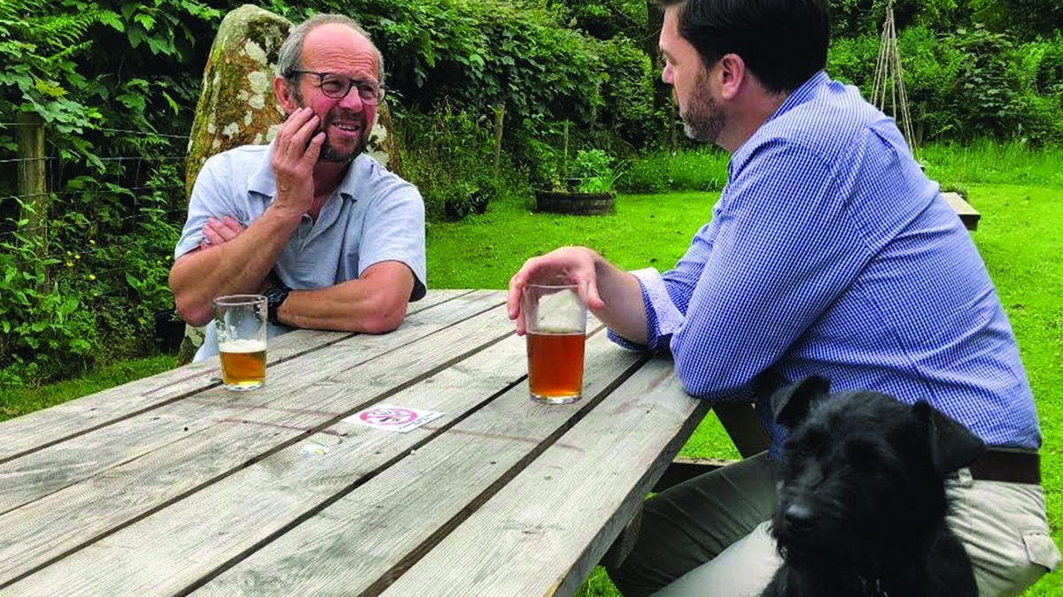 MP backs 'life line' for pubs and brewers