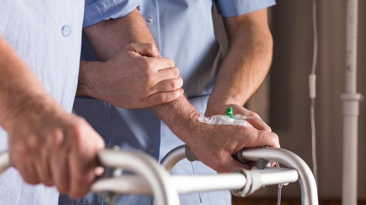 Welsh Government needs to 'step up' to avert new social care crisis