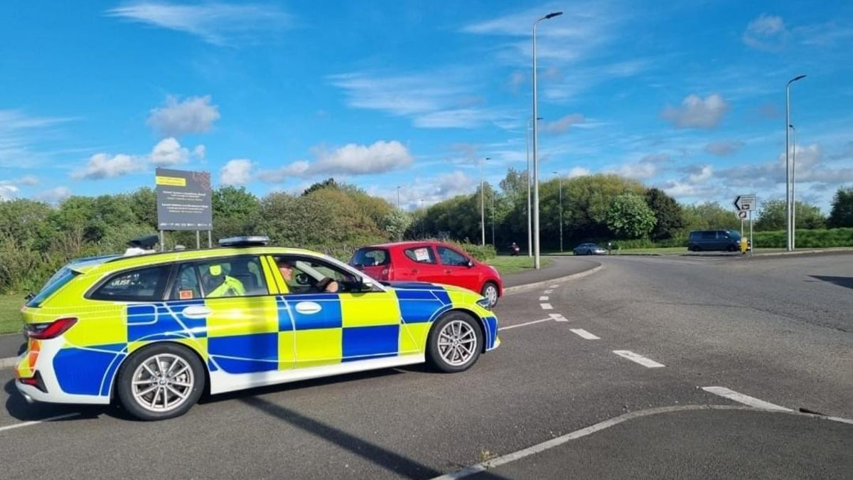 Arrests made during operation to combat antisocial driving