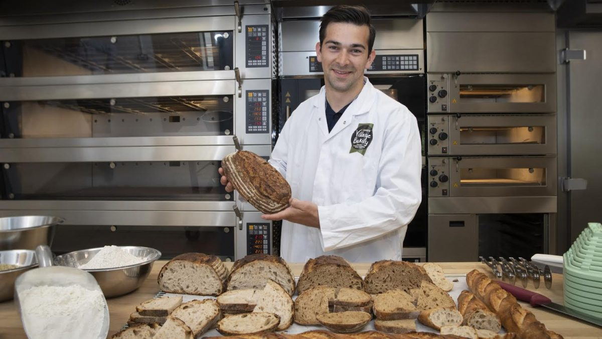 Lucas aiming to continue cycle of success at Jones Village Bakery