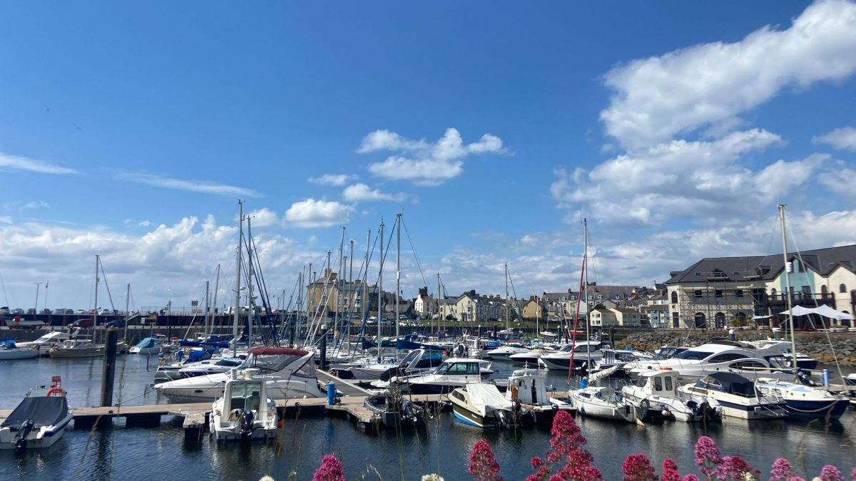Council submits application for Aberystwyth harbour funding