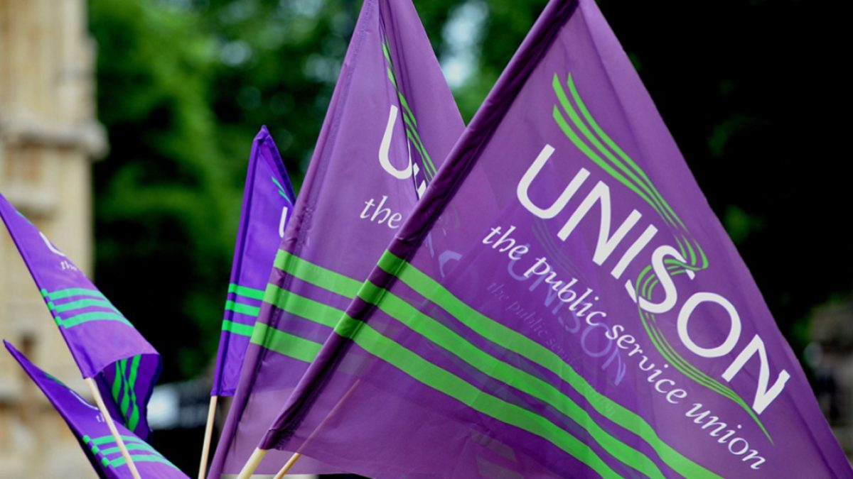 UNISON: Welsh council workers feel patronised by UK Government