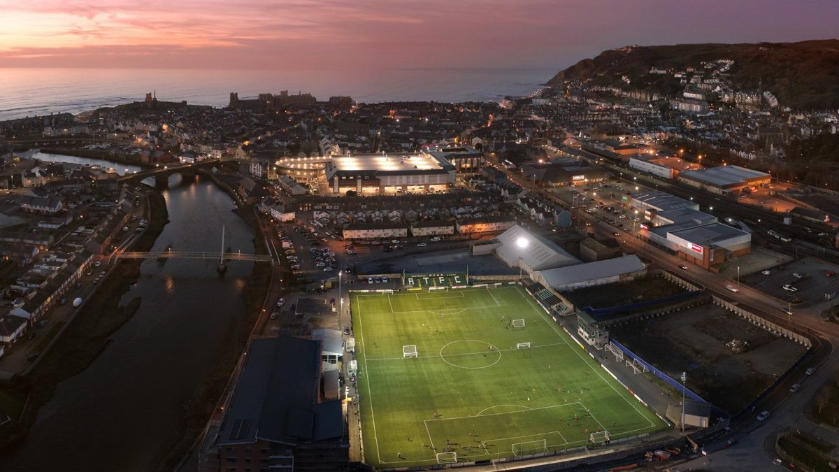 Nomads' to play European games at Aberystwyth