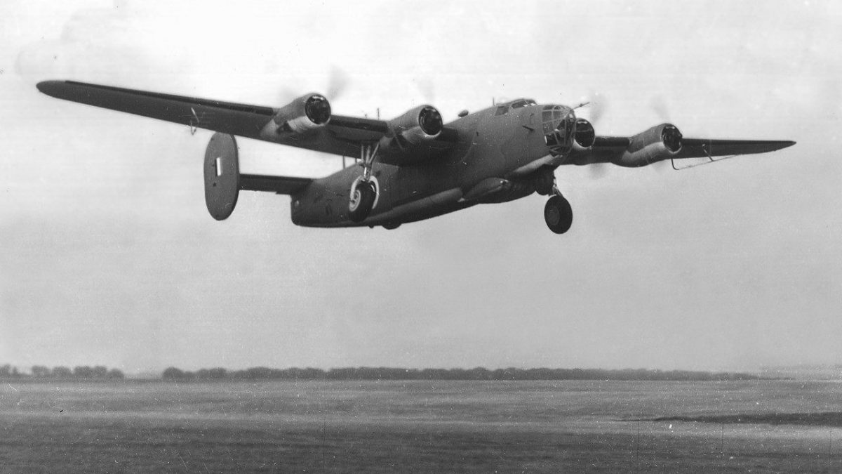 Liberator: What brought a WW2 bomber down in the Preselis?