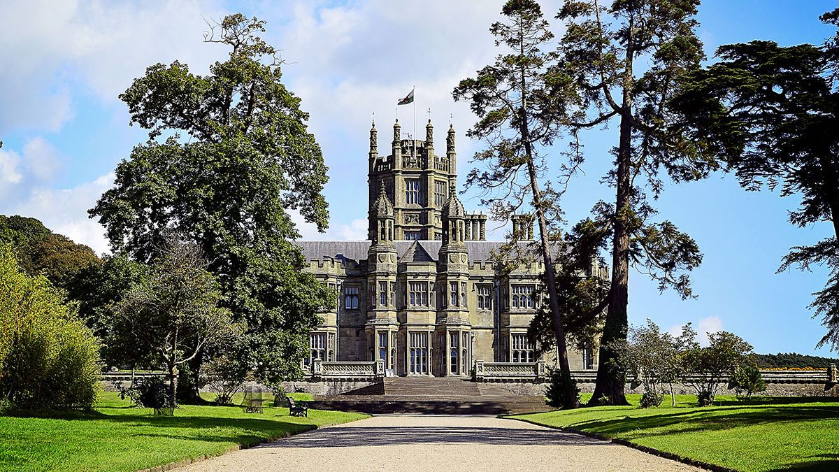 Margam: The history of the gorgeous gothic castle