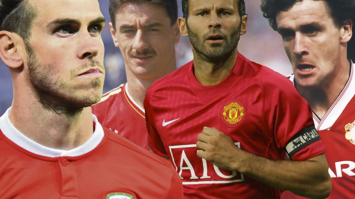 Giggs, Rush, Bale and Hughes: The best welsh footballers ever?