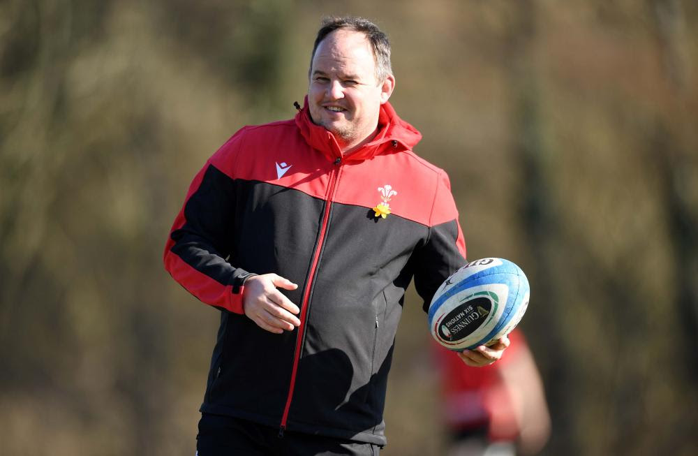 Williams appointed to National squad role and new under 20 head coach named