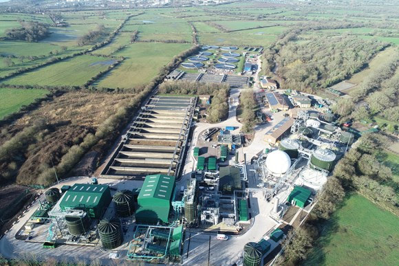 Welsh Water to deliver net zero carbon emissions by 2040