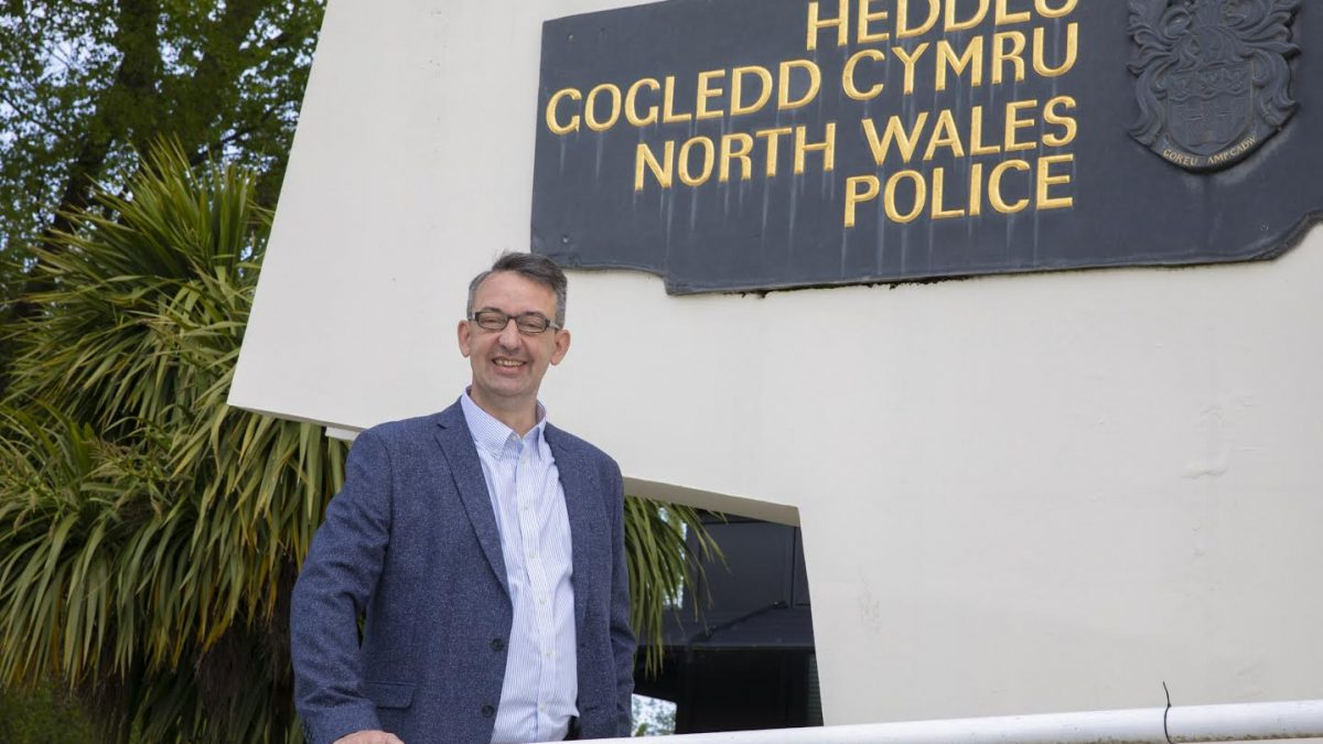 Police boss champions high tech crackdown on crime