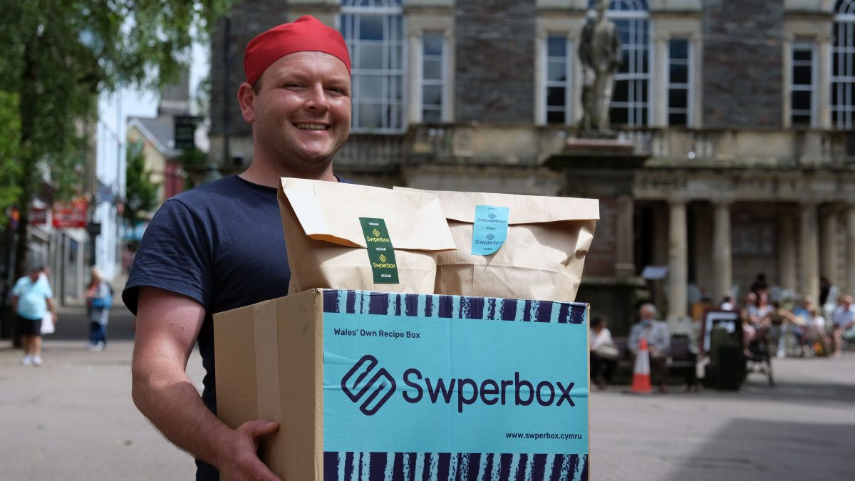 Swperbox delivers flavour and sustainability