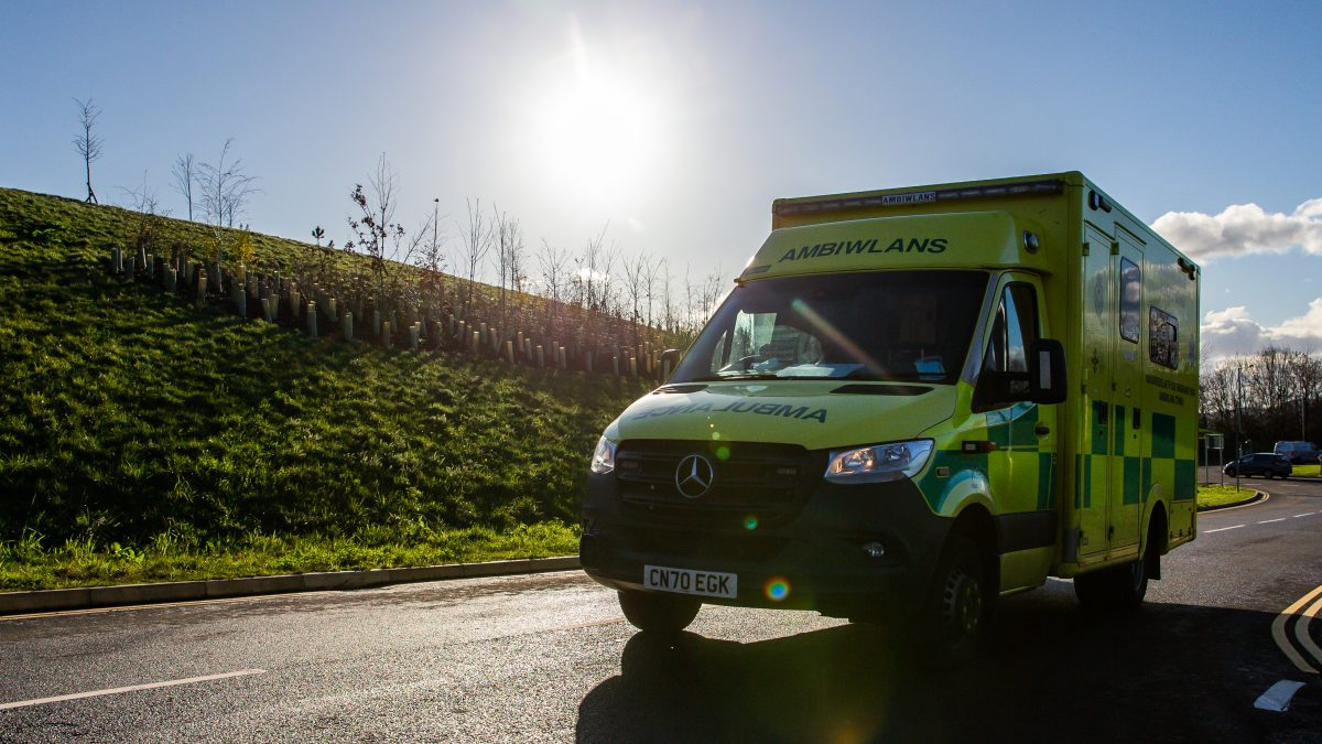 Welsh Ambulance Service declared business continuity incident on Monday