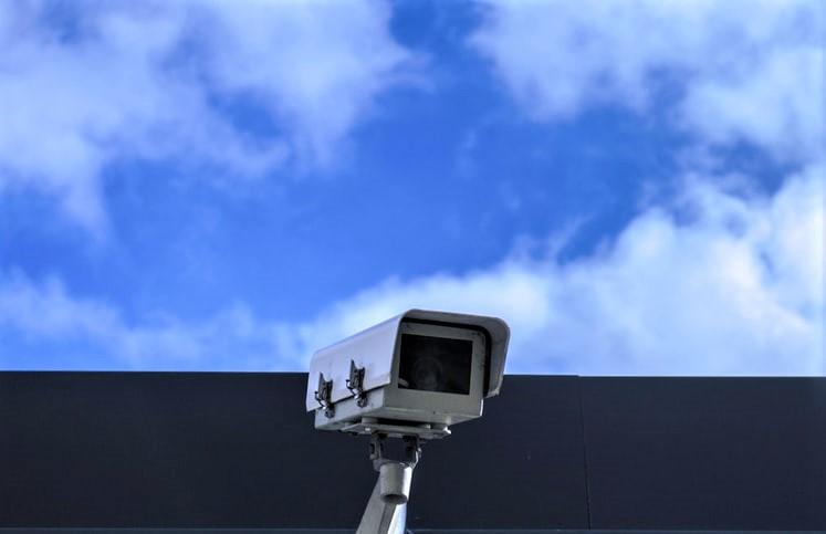Work has begun on Briton Ferry's new CCTV network