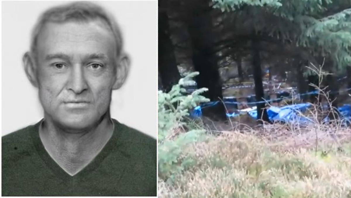 Clocaenog Forest Man: Did you know him?