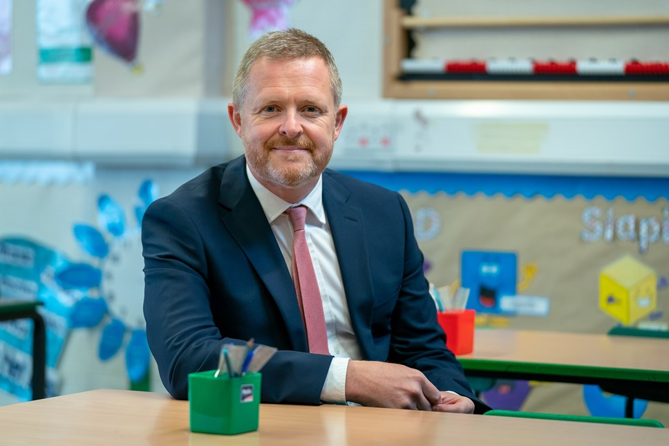Changes are to 'keep schools safe and learners learning' says minister