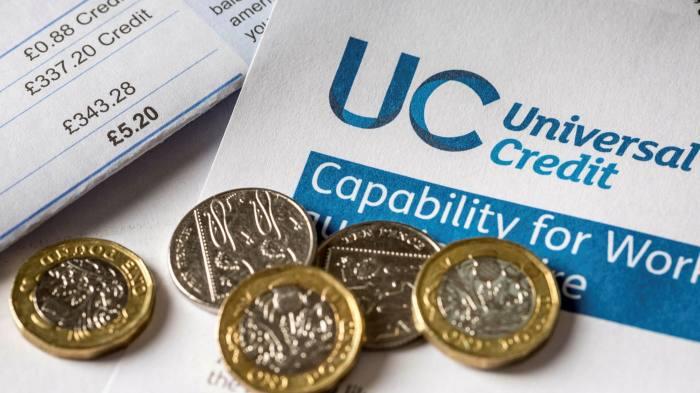 Universal credit cut for poorer families 'beggars belief'