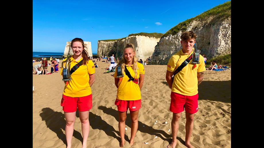 Safety plea: RNLI lifeguards in Wales rescued 1,603 Under 18s last summer