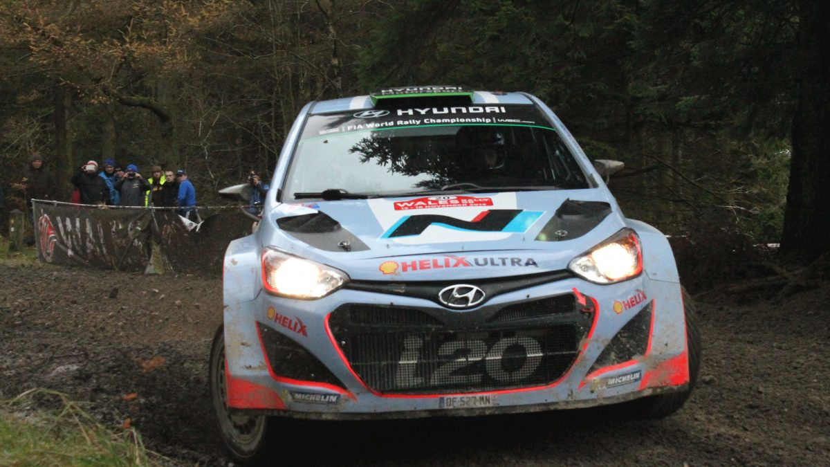 NRW backs motorsport access to Welsh forests