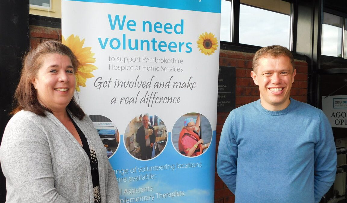 Engaging young people – the focus of new Paul Sartori Hospice at Home project