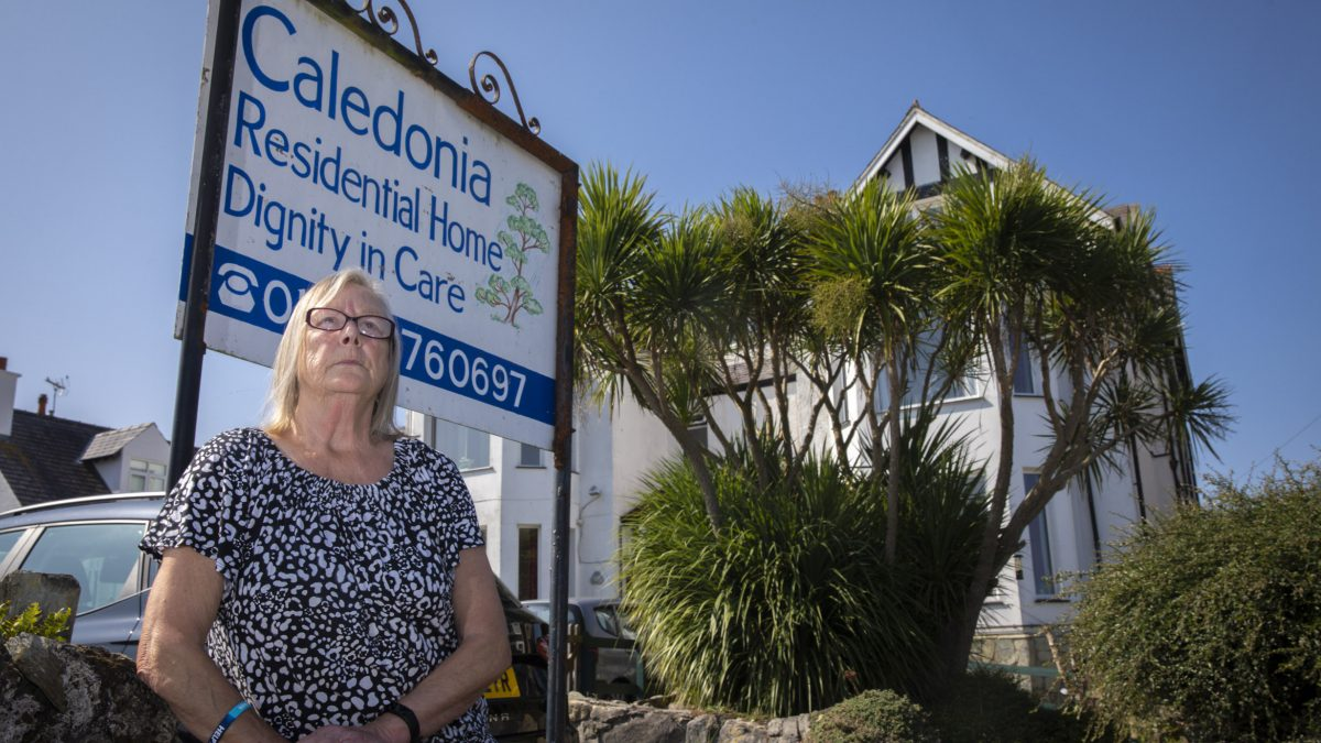 Frantic care home owner forced to draft in staff with Covid