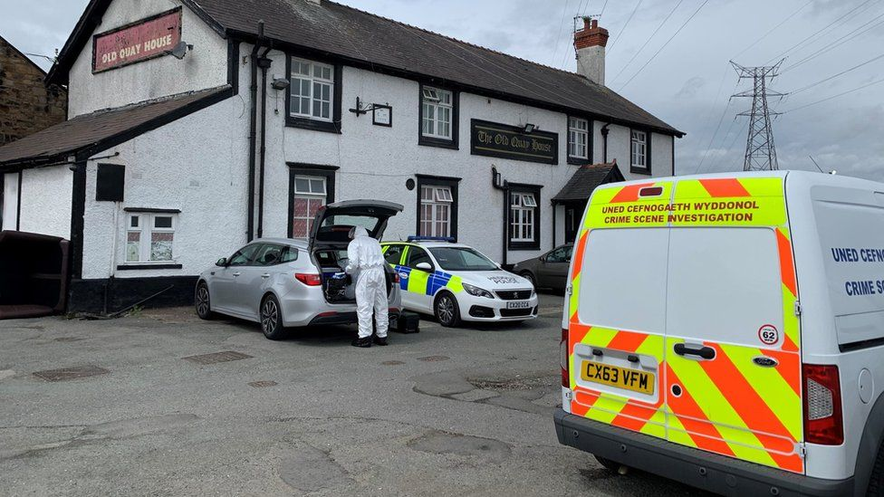 Flintshire woman pleads not guilty to murder charge