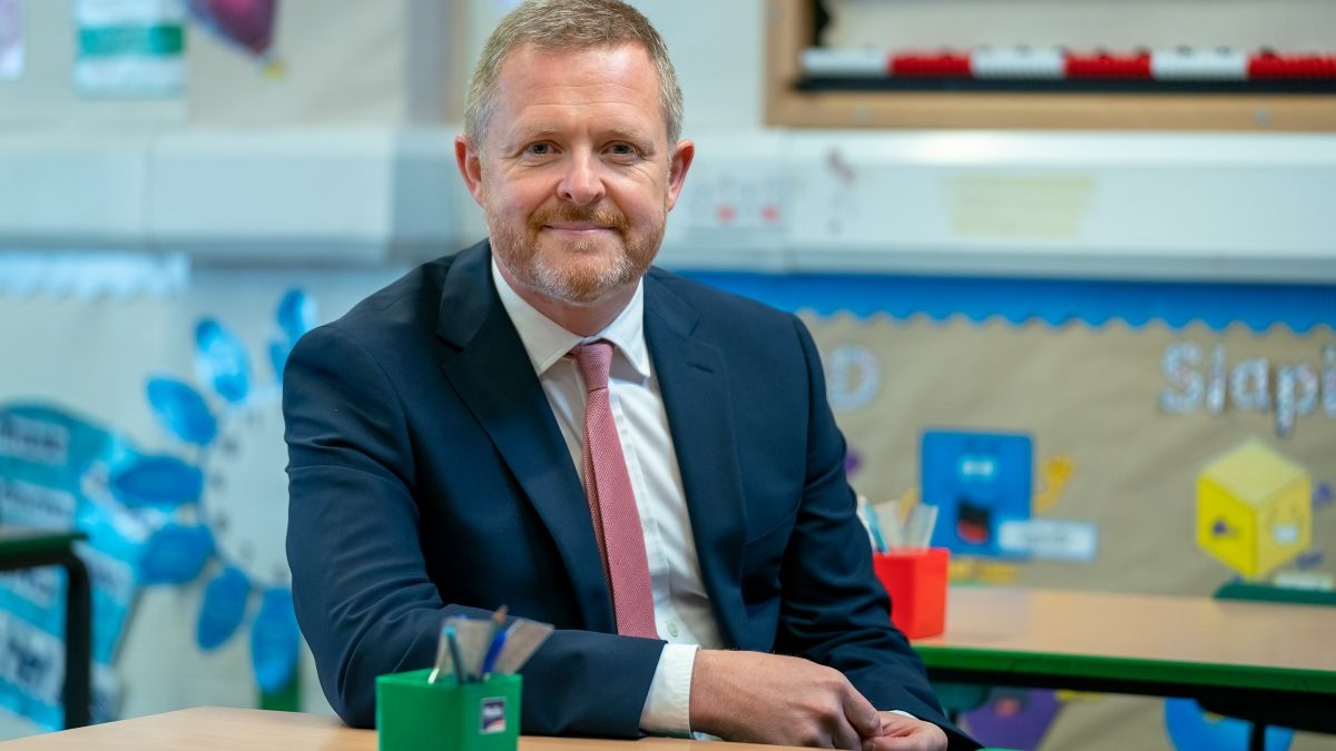 Clearing the air as new term starts
