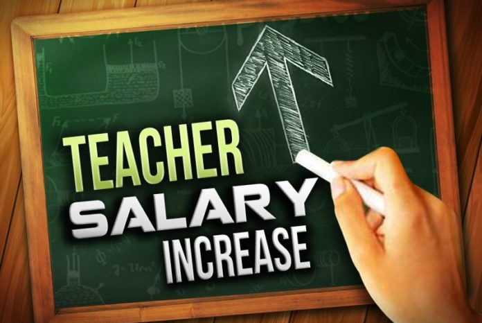 Welsh Government boosts teachers' pay