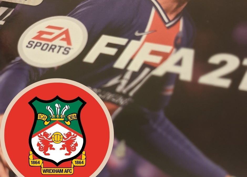Wrexham to be included in FIFA 22 video game