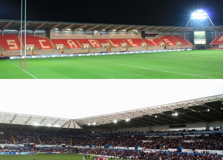 Rugby venues in Wales named amongst the best and worst in the world