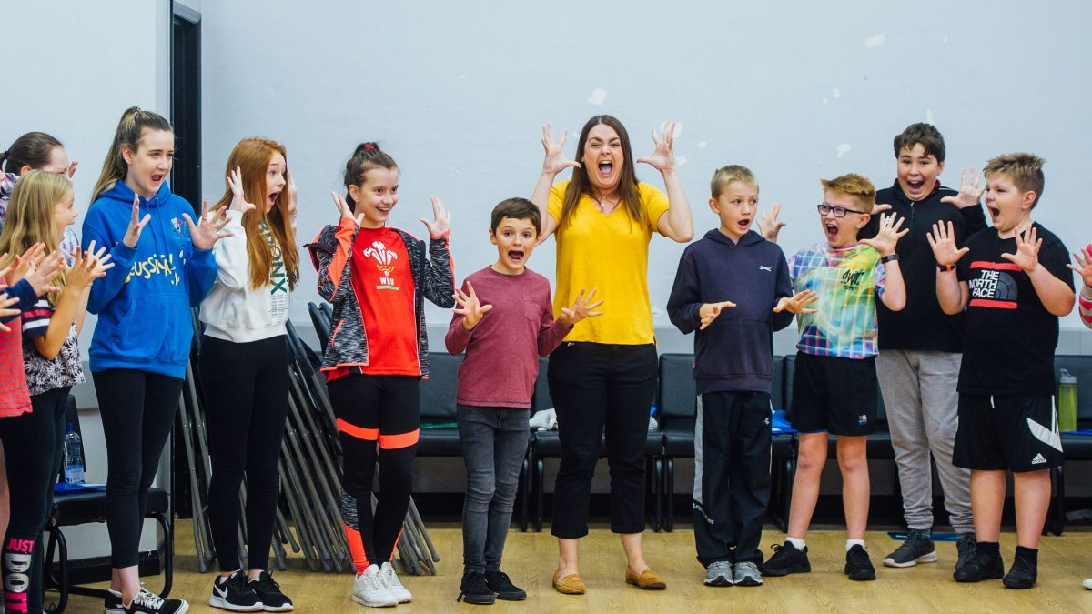 Only Kids Aloud chorus 2022 – Now Auditioning!