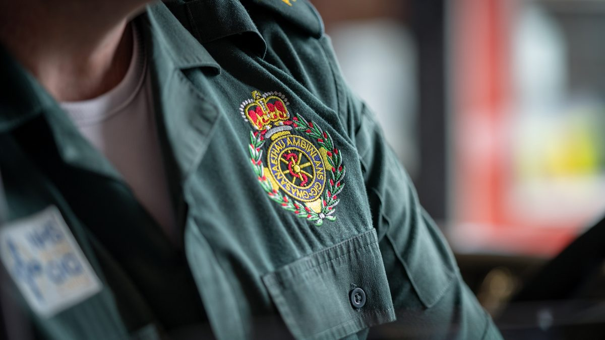 Welsh Ambulance Service appoints palliative care paramedics in UK first